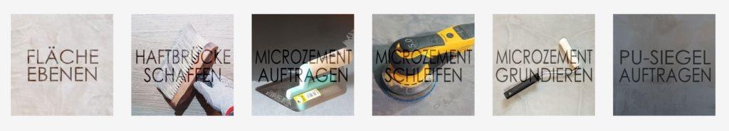 Microzement kurzanleitung