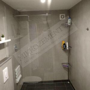 Mikrozement Badezimmer