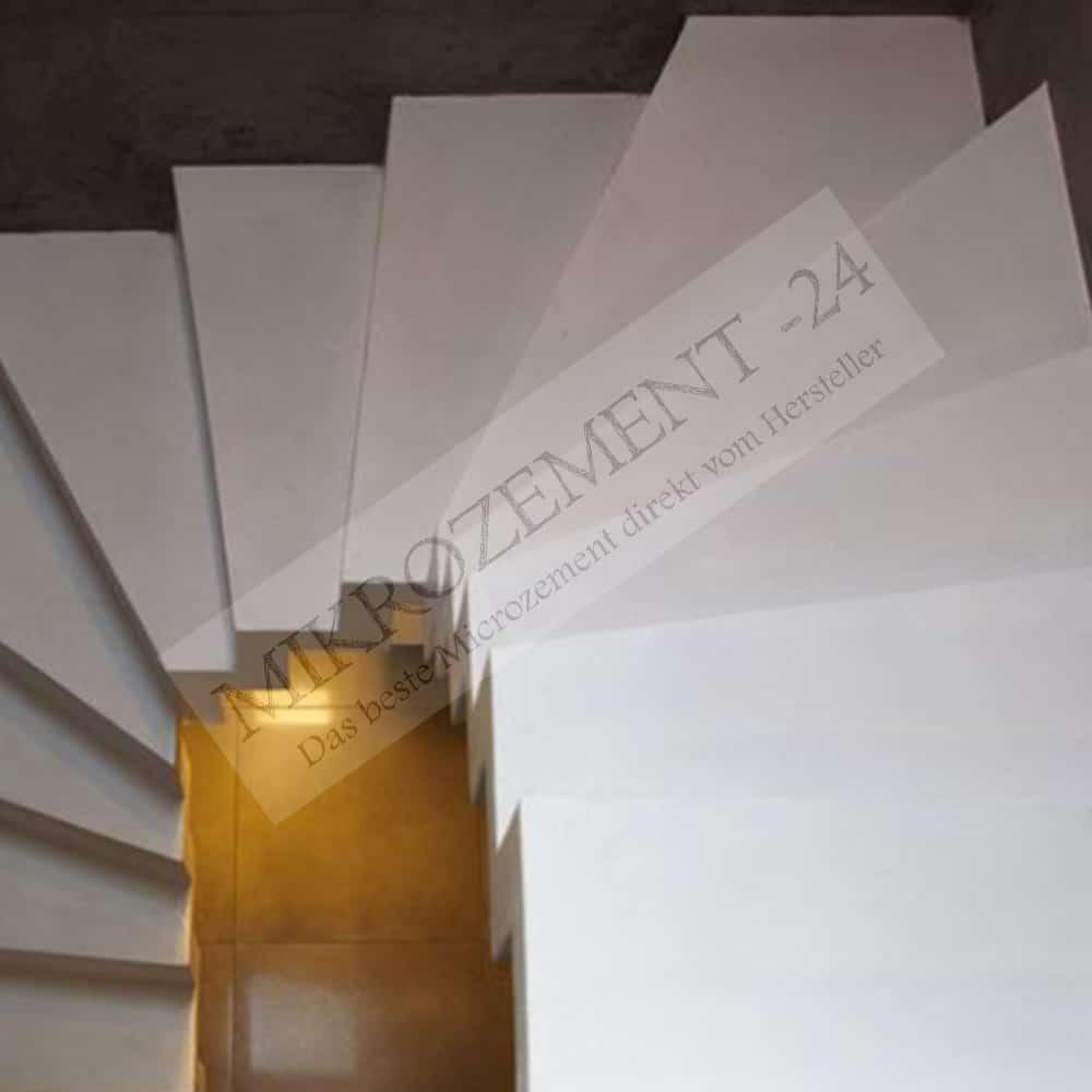 Microzement Treppendesigne