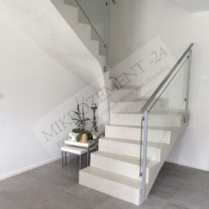 Microzement Treppendesign