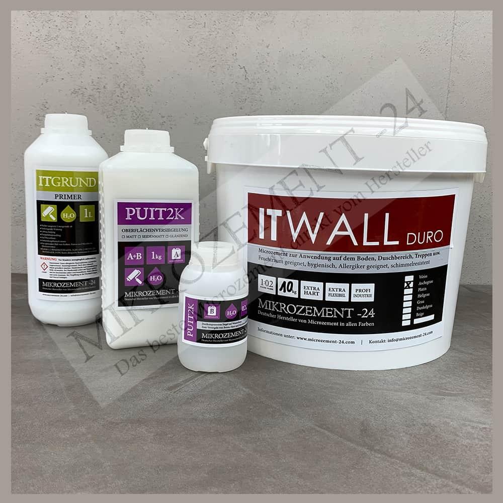 Mikrozement ITWALL ITSYSTEM WAND SET